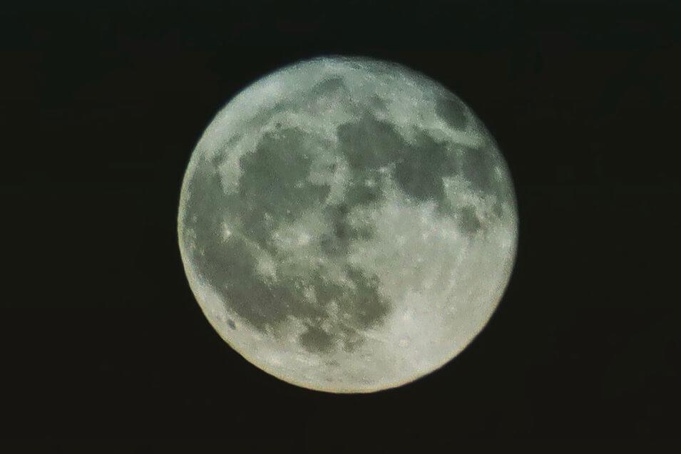 満月 Full moon